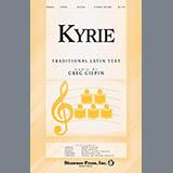 Greg Gilpin Kyrie Sheet Music and Printable PDF Score   SKU 431195