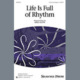 Greg Gilpin Life Is Full Of Rhythm Sheet Music and Printable PDF Score | SKU 154626