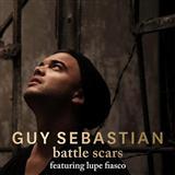 Guy Sebastian Battle Scars (feat. Lupe Fiasco) Sheet Music and Printable PDF Score   SKU 115210