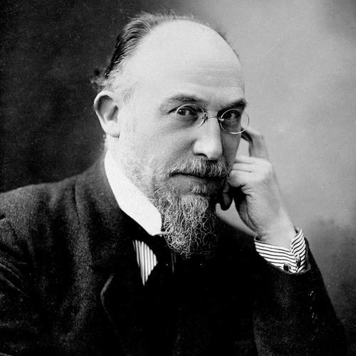 Erik Satie image and pictorial