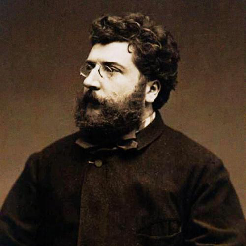 Georges Bizet image and pictorial