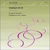 Halferty Canon In D - Full Score Sheet Music and Printable PDF Score   SKU 313799
