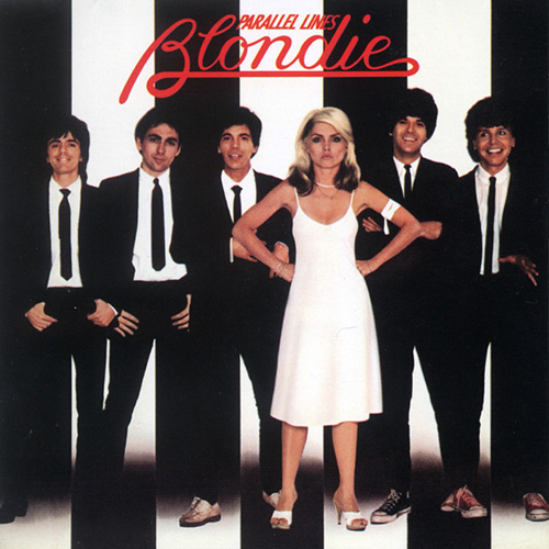 Blondie image and pictorial