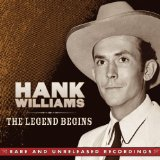 Download or print Hank Williams The Alabama Waltz Digital Sheet Music Notes and Chords - Printable PDF Score