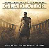 Hans Zimmer Honor Him/Now We Are Free (from Gladiator) Sheet Music and Printable PDF Score | SKU 105107
