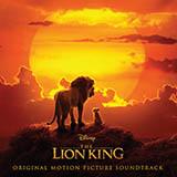Hans Zimmer Rafiki's Fireflies (from The Lion King 2019) Sheet Music and Printable PDF Score | SKU 423102