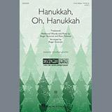 Roger Emerson Hanukkah, Oh, Hanukkah Sheet Music and Printable PDF Score | SKU 195521