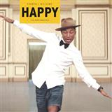 Pharrell Williams Happy Sheet Music and Printable PDF Score | SKU 124396