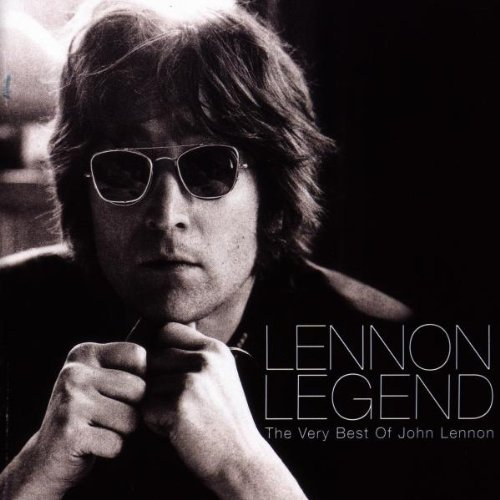 John Lennon image and pictorial