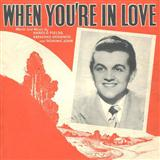 Harold Fields When You're In Love Sheet Music and Printable PDF Score | SKU 117738