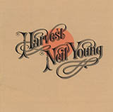 Neil Young Harvest Sheet Music and Printable PDF Score   SKU 185436