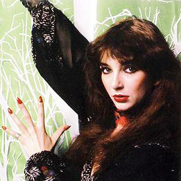 Kate Bush image and pictorial