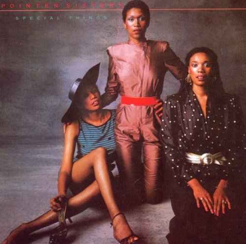 The Pointer Sisters image and pictorial