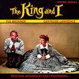 Rodgers & Hammerstein Hello, Young Lovers Sheet Music and Printable PDF Score | SKU 172141
