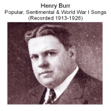 Henry Burr That Wonderful Mother Of Mine Sheet Music and Printable PDF Score | SKU 403883