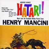 Henry Mancini Baby Elephant Walk (from Hatari!) Sheet Music and Printable PDF Score | SKU 102885