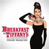 Henry Mancini Breakfast At Tiffany's Sheet Music and Printable PDF Score | SKU 182344