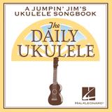 Henry Mancini Moon River (from The Daily Ukulele) (arr. Liz and Jim Beloff) Sheet Music and Printable PDF Score | SKU 184250
