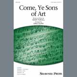 Henry Purcell Come, Ye Sons Of Art (arr. Greg Gilpin) Sheet Music and Printable PDF Score | SKU 407161