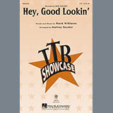 Audrey Snyder Hey, Good Lookin' Sheet Music and Printable PDF Score   SKU 80817