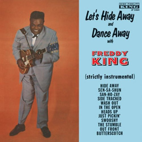 Freddie King image and pictorial