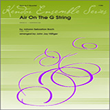 Hilfiger Air On The G String (from Orchestral Suite No. 3) - Full Score Sheet Music and Printable PDF Score   SKU 313700