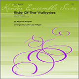 Hilfiger Ride Of The Valkyries (from Die Walkure) - Full Score Sheet Music and Printable PDF Score   SKU 313683