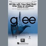 Pat Benatar Hit Me With Your Best Shot / One Way Or Another (arr. Mac Huff) Sheet Music and Printable PDF Score | SKU 89148