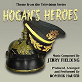 Jerry Fielding Hogan's Heroes March Sheet Music and Printable PDF Score | SKU 169760