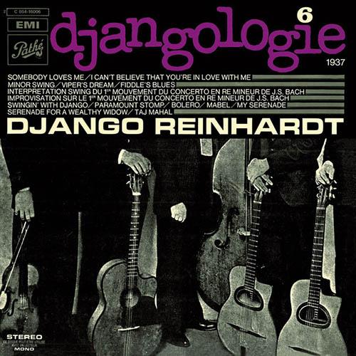 Django Reinhardt image and pictorial