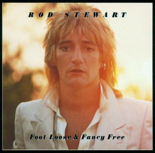 Rod Stewart image and pictorial