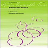 Houllif American Patrol - Percussion 4 Sheet Music and Printable PDF Score | SKU 324007
