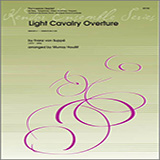 Houllif Light Cavalry Overture - Percussion 4 Sheet Music and Printable PDF Score | SKU 317954