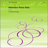 Houllif Mambo Para Seis - Percussion 1 & 2 Sheet Music and Printable PDF Score   SKU 324123