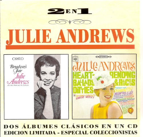 Julie Andrews image and pictorial