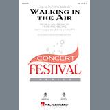 Howard Blake Walking In The Air (from The Snowman) (arr. John Leavitt) Sheet Music and Printable PDF Score | SKU 453105