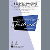 Mark Brymer I Believe / J'Imagine - Cello Sheet Music and Printable PDF Score | SKU 291230
