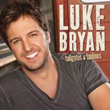 Luke Bryan I Don't Want This Night To End Sheet Music and Printable PDF Score | SKU 473745