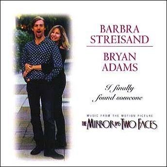 Barbra Streisand and Bryan Adams image and pictorial