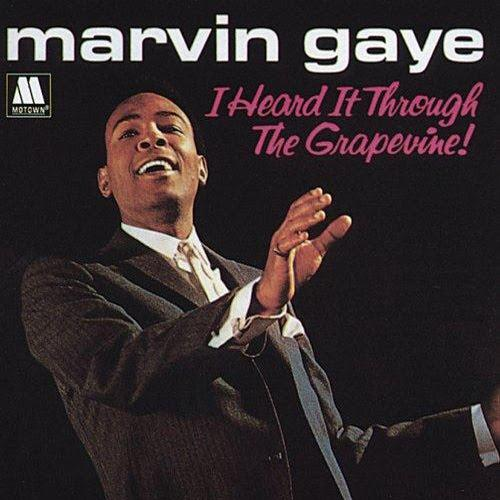 Marvin Gaye image and pictorial