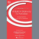 Lee R. Kesselman I'll Build A Stairway To Paradise Sheet Music and Printable PDF Score | SKU 178995