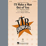 David Zippel I'll Make A Man Out Of You (from Mulan) (arr. Roger Emerson) Sheet Music and Printable PDF Score   SKU 195440