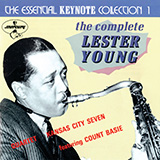 Lester Young I Never Knew Sheet Music and Printable PDF Score   SKU 476335