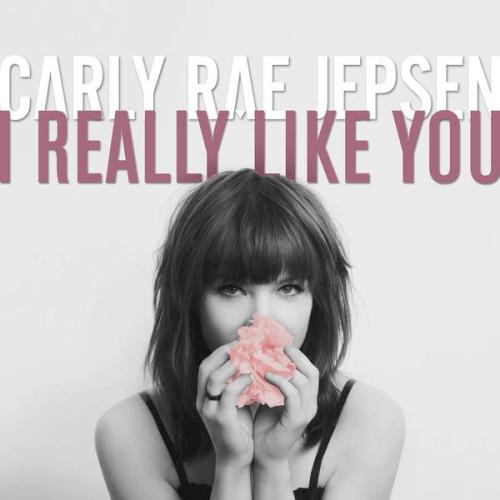 Carly Rae Jepsen I Really Like You Sheet Music and Printable PDF Score   SKU 170423