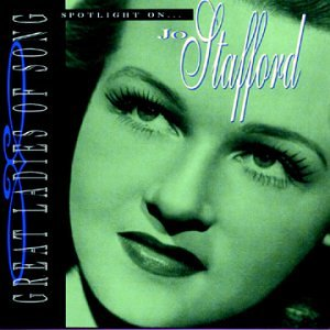 Jo Stafford image and pictorial
