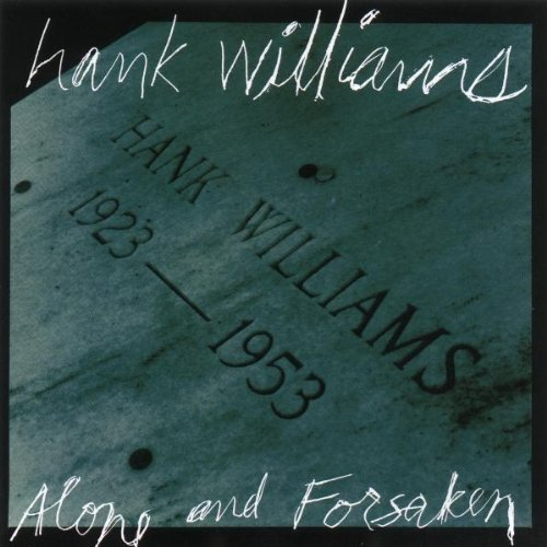 Hank Williams image and pictorial