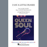Aretha Franklin I Say a Little Prayer (arr. Jay Dawson) - Baritone B.C. Sheet Music and Printable PDF Score | SKU 414611