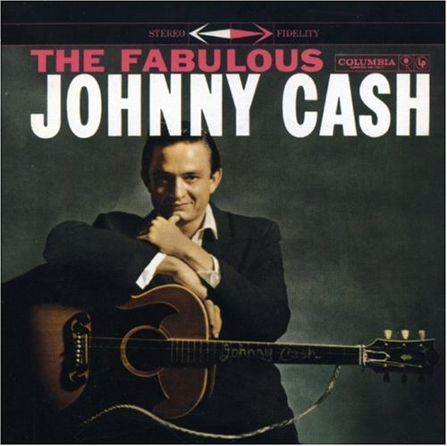 Johnny Cash image and pictorial