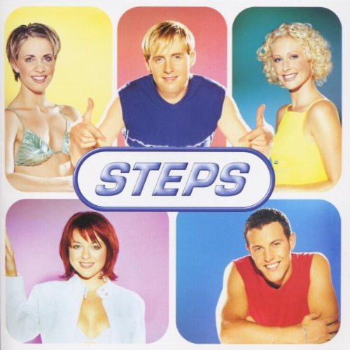 Steps image and pictorial