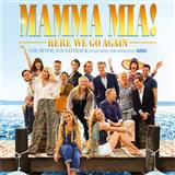 ABBA I've Been Waiting For You (from Mamma Mia! Here We Go Again) Sheet Music and Printable PDF Score | SKU 254848